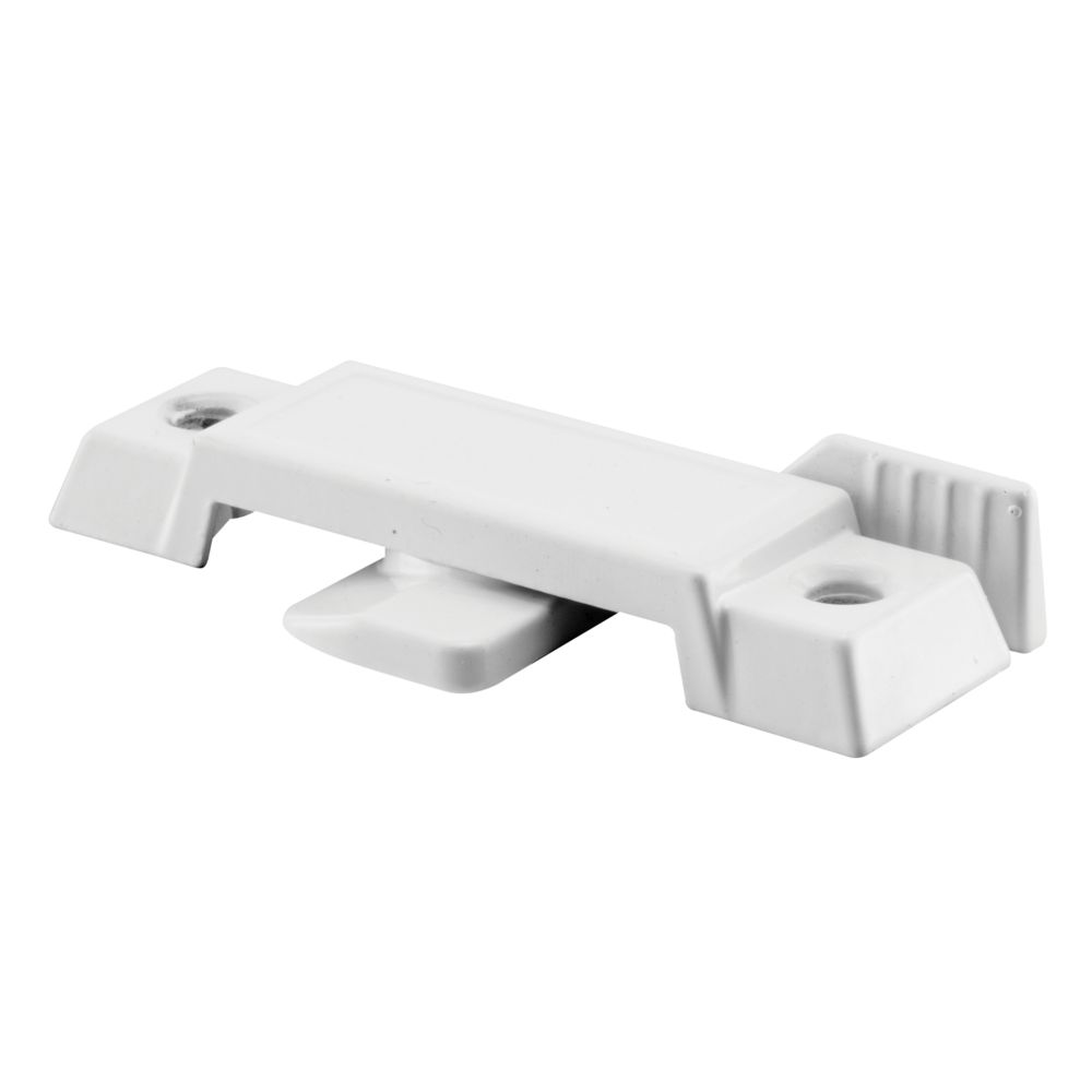 White Cam Action Sash Lock