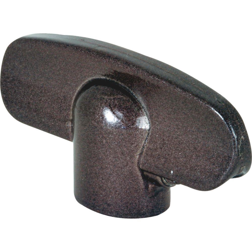 Bronze Universal T-Crank Handle