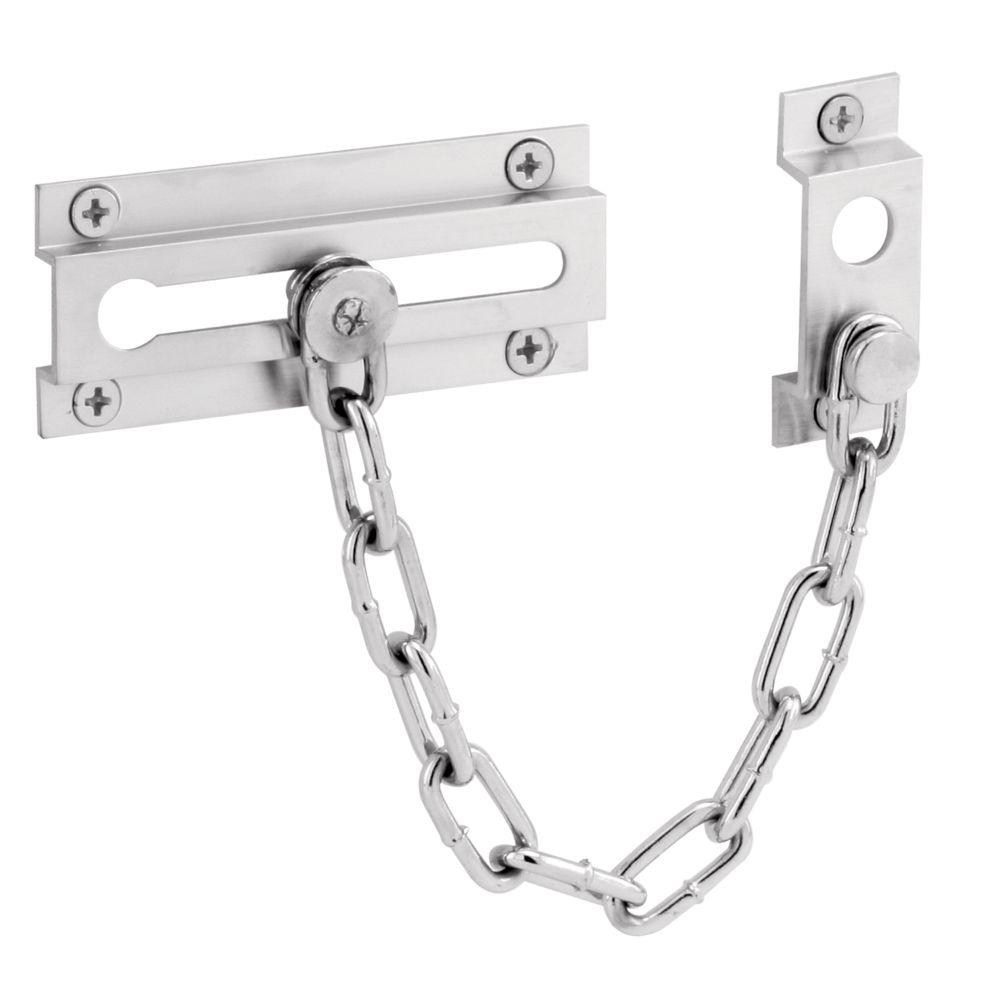 Chrome Chain Door Guard