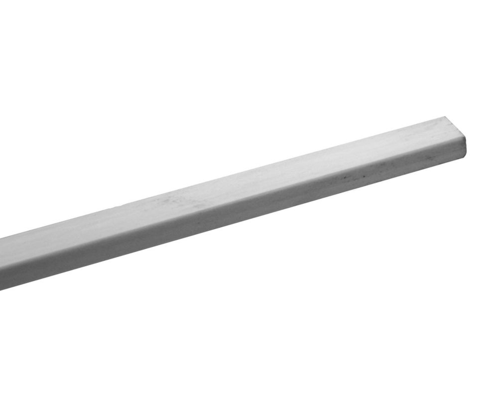 Master Halco 1/2 Inch x 48 Inch White fibreglass Tension Bar