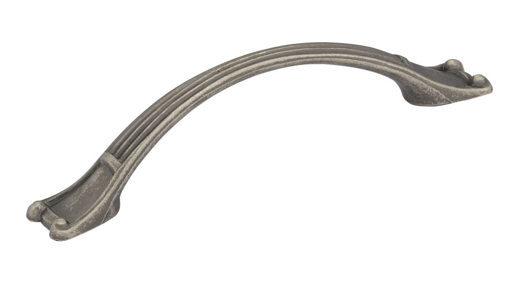 Classic Metal Pull - Pewter - 96 mm C. to C.