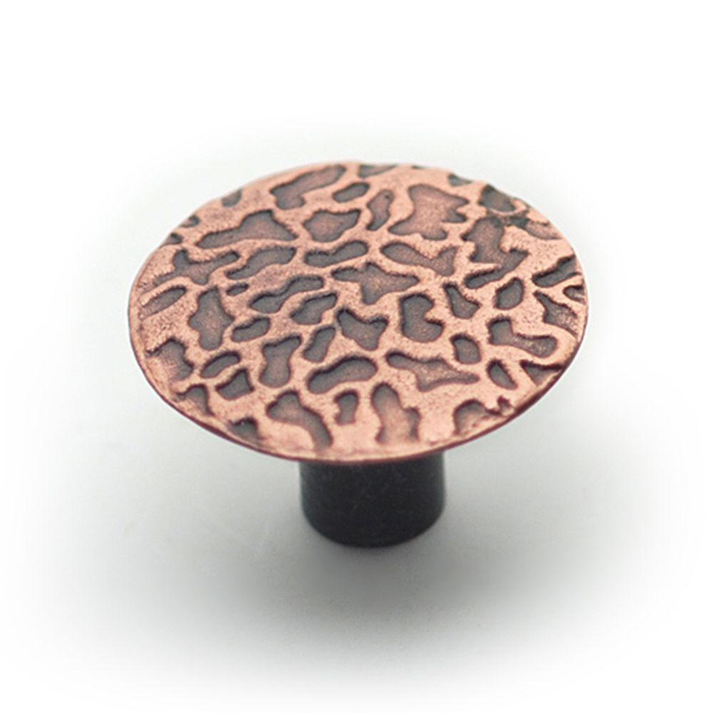 Bouton transitionnel en métal - Dia. 27 mm