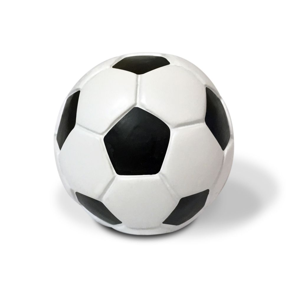 Eclectic Soccer Knob - Pattern - 34 Mm Dia.
