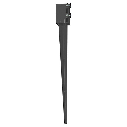 4-inch x 4-inch Ground Spike for Post Installation