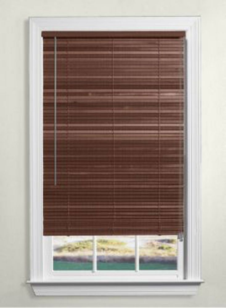 Wood Blinds 1 Inch