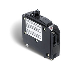 Single Pole 20 Amp QO    Tandem Circuit Breaker
