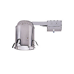 Halo Remodel Housing for Insulated Ceilings 5-Inch Aperture