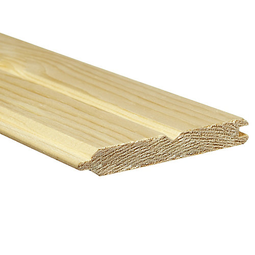 1x6x6 Knotty Pine Panelling