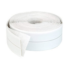 3/8-inch x 1 1/2-inch x 132-inch Plastic Contour Seal for Bathtubs