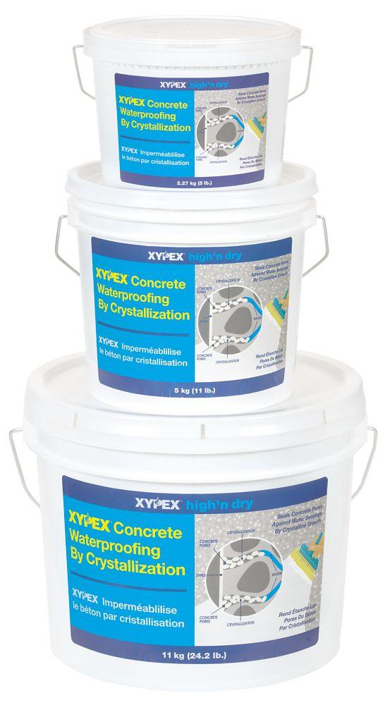 Xypex High 'n Dry 11kg