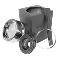 SuperVent Cathedral Ceiling Support Kit