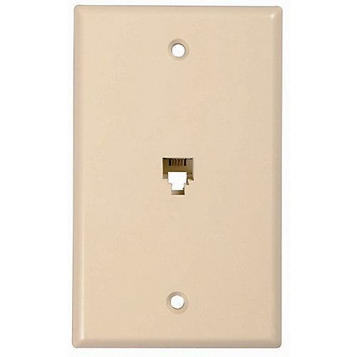 Modular Wall Outlet-Ivory