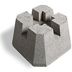 4-inch x 4-inch Deck-Block