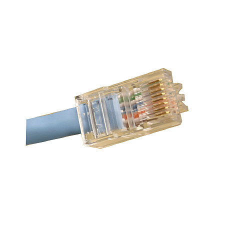 Data Plug RJ45 8 Position 8 Contact