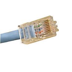 Data Plug RJ45 8 Position 8 Contact