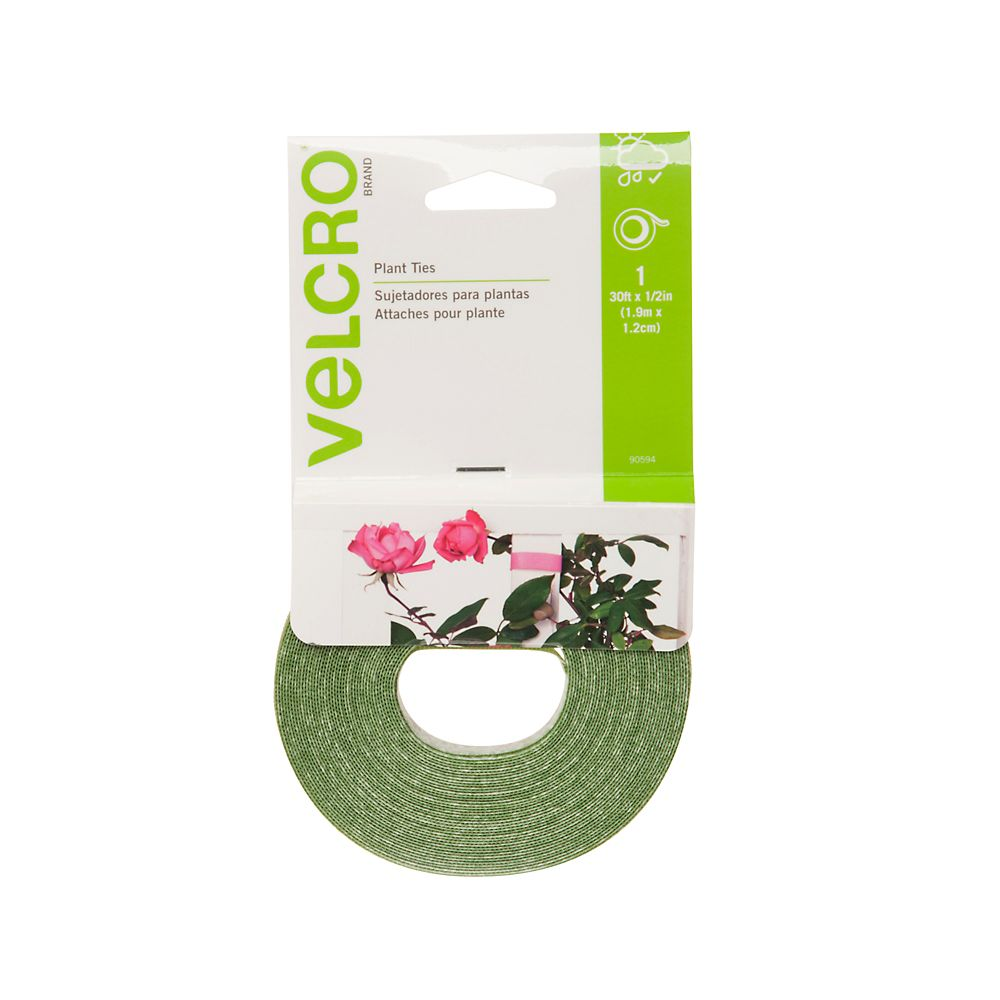 Attaches pour plantes Velcro