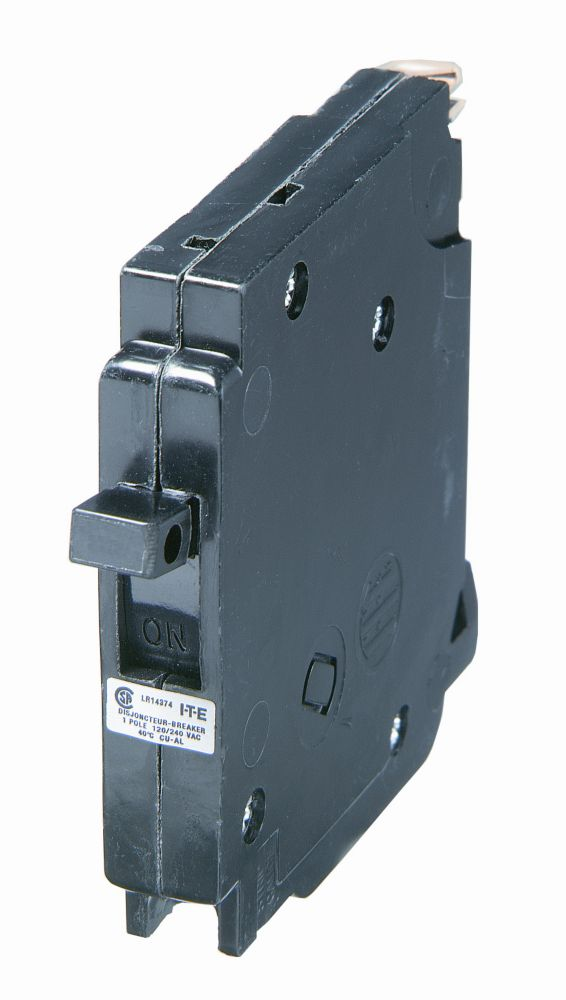 15A 1 Pole 120V Siemens Blue-Line Breaker BL1-015 Canada Discount