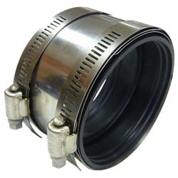 Pro-Connect SHIELDED COUPLING 11/2X11/2/11/4