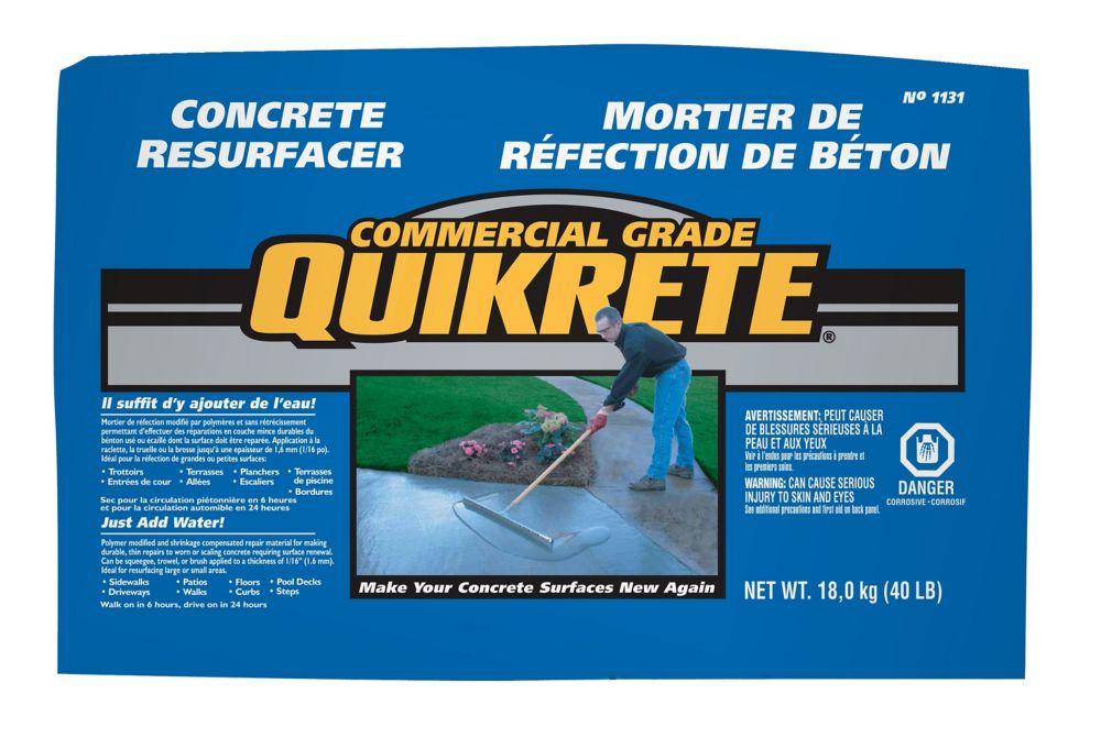 Concrete Resurfacer 18kg