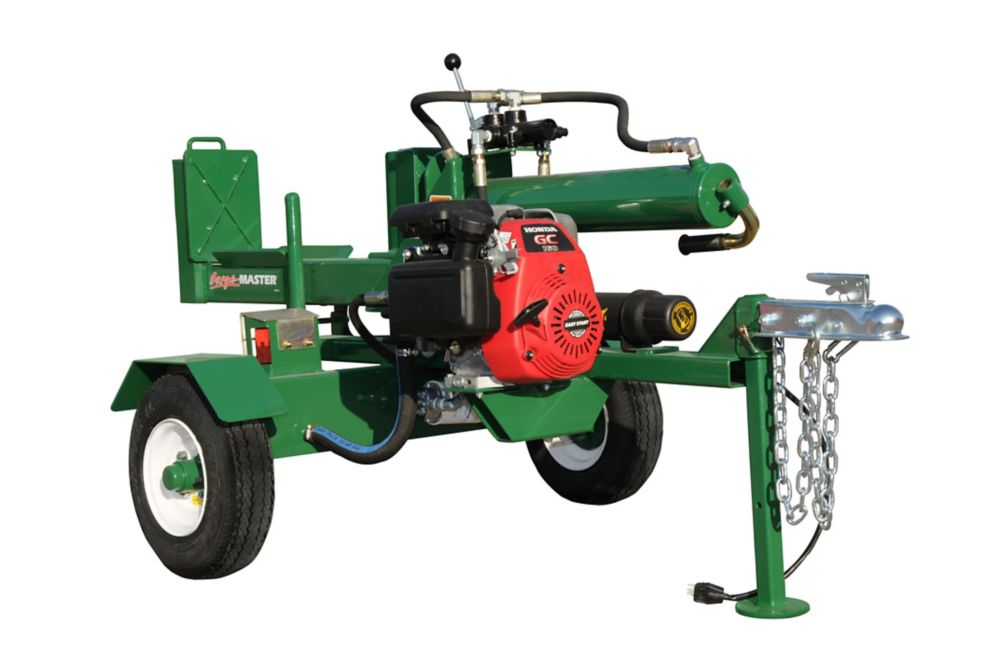 Horizontal and Vertical Surge-Master Wood Splitter