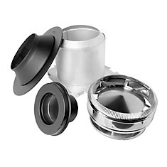 Max Chimney Ceiling Support Kit - 7 Inch