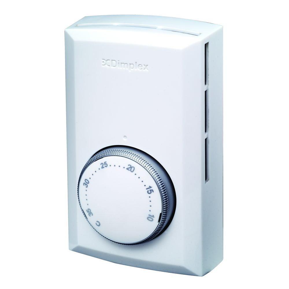 Dimplex Wall-Mount Single Pole Thermostat Kit