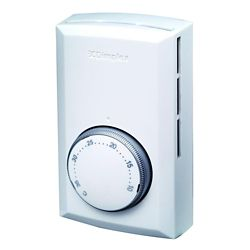 Dimplex Thermostat mural bipolaire - Blanc
