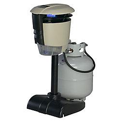 Flowtron Exterminateur au propane pour moustiques PowerTrap de Flowtron /  Rayon dactivité - 1 acre