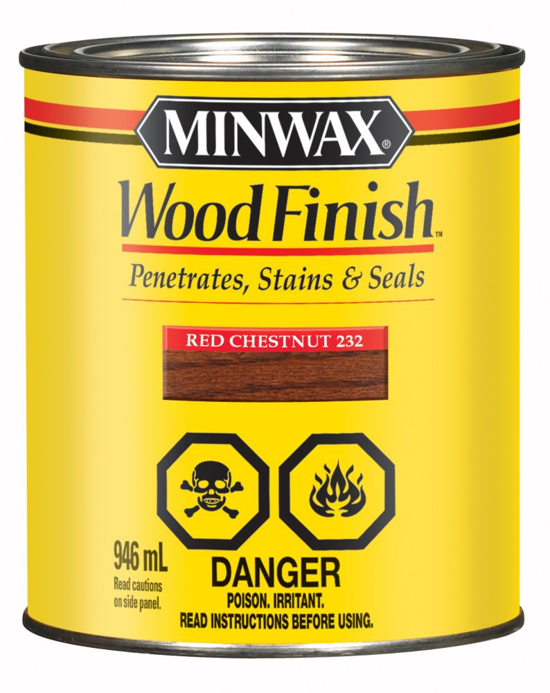 Wood Finish - Red Chestnut