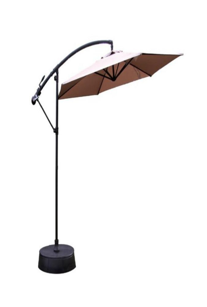 Offset Umbrella - 10 Feet