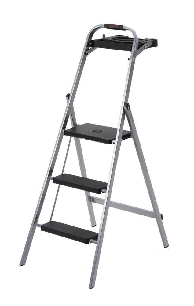 Easyreach By Gorilla Ladders 3 Step Project Stool With