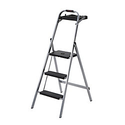 Easyreach By Gorilla Ladders 3-Step Project Stool with Tray