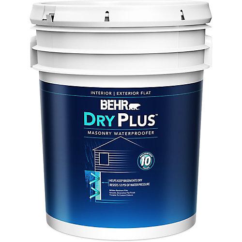 Premium Basement & Masonry Waterproofer Paint, White, 18.67 L