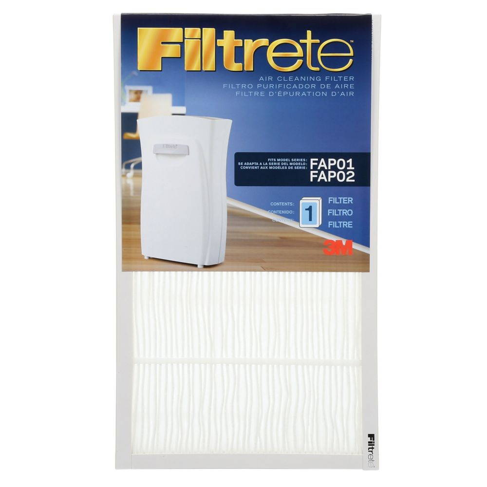 3M Filtrete FAPF02 Ultra Clean Air Purifier Filter