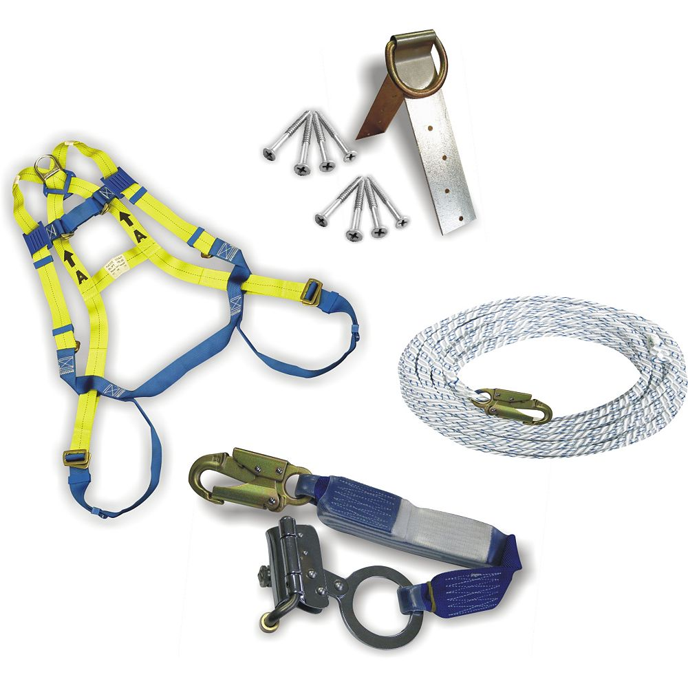 Workhorse Roofers Kit In Re-Usable Bucket