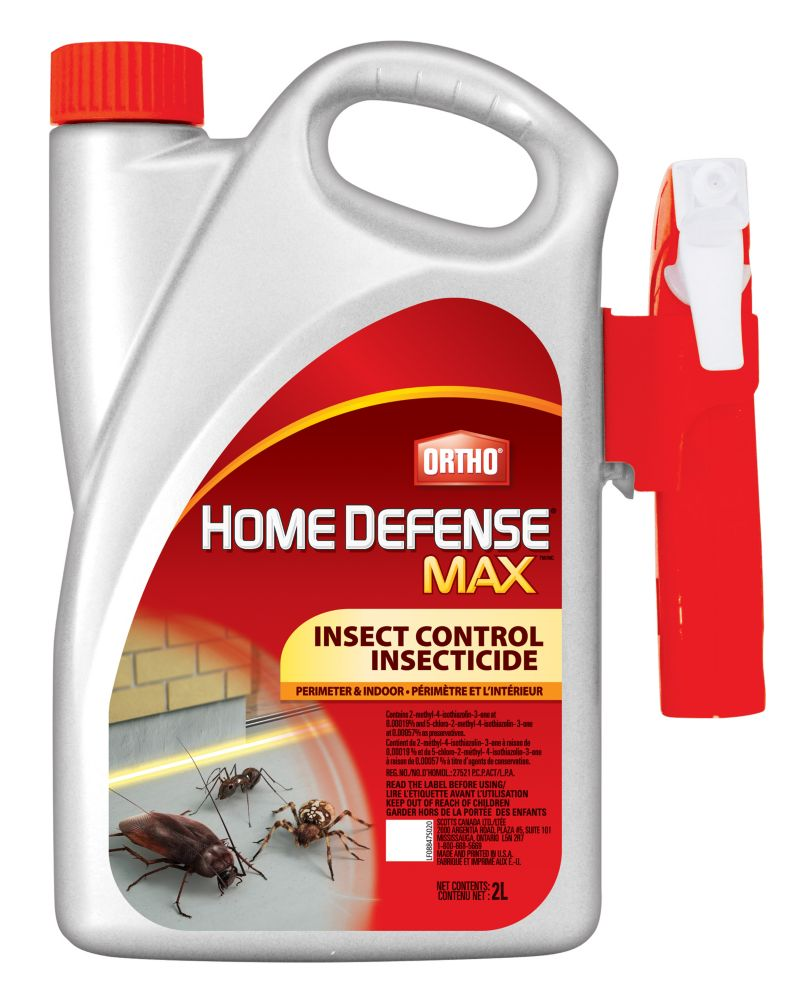 Ortho Home Defense MAX Ortho Home Defense MAX - 2L | Home ...