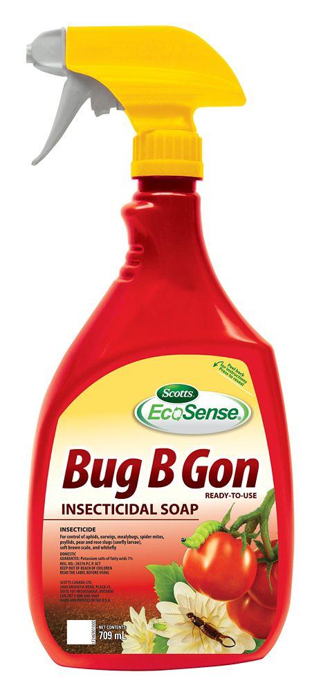 Savon insecticide Scotts EcoSenseMC 1L