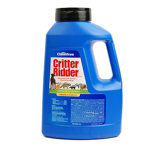 Havahart Critter Ridder 3 kg Animal Repellent Granular Shaker ...