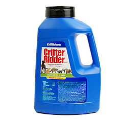 Critter Ridder 3 kg Animal Repellent Granular Shaker