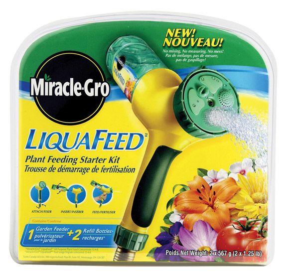 Trousse de départ Miracle-Gro LiquaFeed