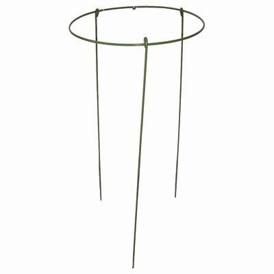 Peak Products 14-inch x 30-inch Green-Vinyl Coated Single Peony Ring