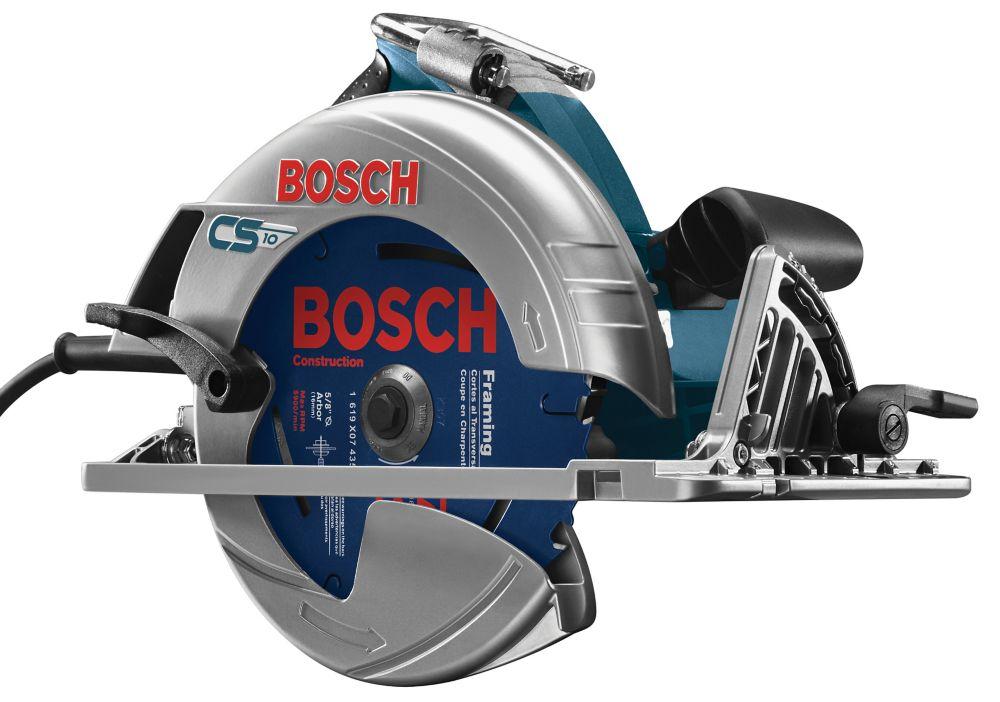 Bosch 7.25-inch 15 amp Circular Saw