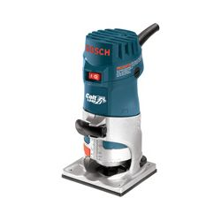 Bosch 1 HP Colt Single Speed Electronic Palm Router