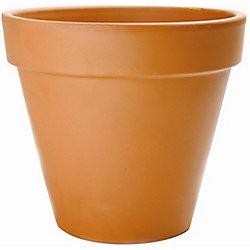 New England Pottery 30 cm Pot De Fleur -  Terre Cuite
