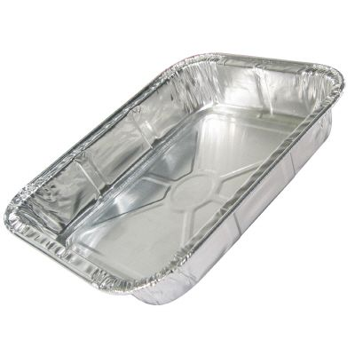 Replacement foil drip pans