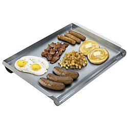 GrillPro Stainless Steel Griddle