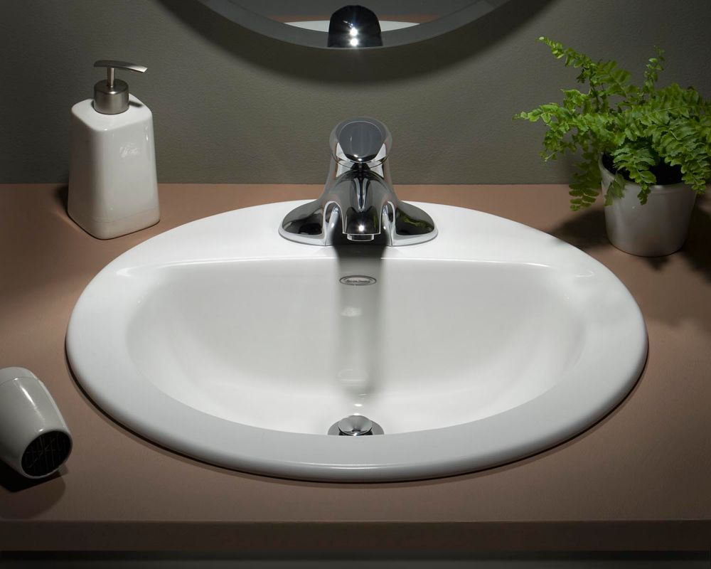 American Standard Colony 4 Inch Countertop Sink Basin