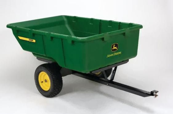 17 Cubic Foot Poly Cart
