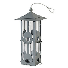 Squirrel-Be-Gone I Bird Feeder