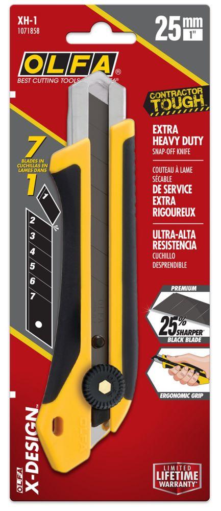 Olfa X-Design Ratchet Lock Cutter